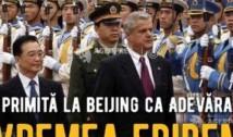 Pușcăriașul Adrian Năstase ridică osanale scabroase Chinei comuniste, care a infestat și a băgat în carantină întreaga planetă! Puroiul tovarășului Bombonel