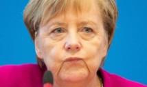 Angelul Merkel la capătul căderii