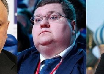 Televiziunile din Republica Moldova devin proprietatea RUȘILOR! Legăturile dubioase dintre fiul procurorului general al Rusiei, Igor Dodon și omul de afaceri Vadim Ciubară