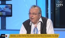 """VIDEO. Găina care a fătat pui vii cotcodăcește nestingherită la TVR. Incredibilele fake-news-uri, dezinformări și manipulări ale turnătorului Cristoiu în emisiunea lui """"Sărmăluță"""""""