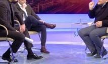 Delirul unui eternizat într-o funcție publică. Arafat a plâns la Antena3, reclamând că se încearcă asasinarea lui