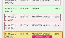 """Cinci cutremure la Vaslui în nici 12 ore. Cel mai puternic, de 4,1, a zguduit și Iașul. Seismic Center: """"A răbufnit puțin presiunea subterană din zona Panciu-Vrancea, împingând spre NE Podișul Moldovei"""""""