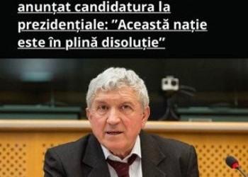 Propagandiștii Sputnik aplaudă grețos candidatura lui Mircea Diaconu: turnătorul Dan Voiculescu și Antena 3 au lansat prezidențiabilul noului USL
