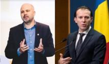 """Ungureanu: Ne întreba Cîțu """"unde e mafia?"""". Vreau să văd demiterea lui Gelu Puiu din funcția de secretar de stat!"""