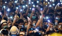 PROTESTELE masive din Hong Kong cutremură dictatura Chinei comuniste. Mafia triadelor și Coreea de Nord susțin Beijingul