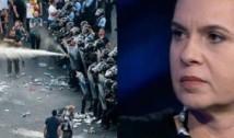 """Jandarmii vor să transforme România într-un stat milițienesc. Săftoiu calmează spiritele: """"Acel document nu e un proiect de lege. E un punct de vedere al Jandarmeriei la o inițiativă legislativă la care lucrăm"""""""
