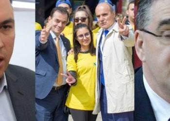 Liberalii vor ocupa fieful lui Oprișan. Un festival culinar, folosit ca pretext de PSD-iști pentru a bloca manifestația PNL