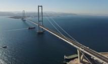 EXCLUSIV Investigație. De ce are picioare de lut Podul suspendat peste Dunăre de la Brăila. Statul român pierde sume uriașe din cauza incompetenței CNAIR și a constructorului italian