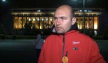 Cristian Dide anunță că va începe acțiunile de protest. Nemulțumirea activistului civic