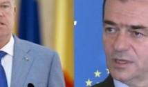 """Klaus Iohannis, întâlnire cu Ludovic Orban privind alegerile anticipate: """"Mă voi implica!"""""""