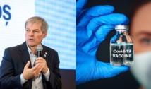 """Dacian Cioloș: """"Niciun vaccin nu trebuie să fie obligatoriu!"""""""