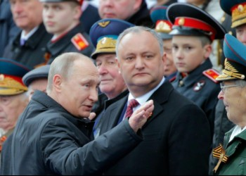 """Vasile Costiuc: """"Dodon trebuie ARESTAT imediat. Suntem în prag de RĂZBOI!"""" Trupele rusești de ocupație din Transnistria sunt mobilizate pentru a interveni la granița cu Ucraina"""