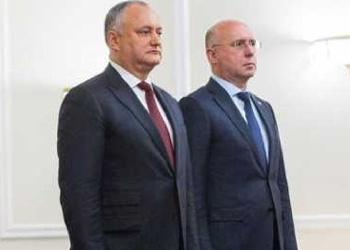 VIDEO Reniță acuză: PD-ul penalilor Filip, Diacov și Jizdan îl va face din nou președinte pe rusofilul Igor Dodon. Conjurația slugilor
