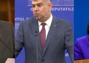 """Ciolacu, încă supărat că nu a dat jos Guvernul Orban, dă vina și pe Birchall: """"Sunt curios să văd viitorul acesteia!"""""""