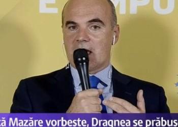 """VIDEO Rareș Bogdan: """"Aducerea lui Radu Mazăre și posibilitatea ca acesta să vorbească poate fi o bombă cu neutroni pentru PSD, nu doar pentru Liviu Dragnea"""""""