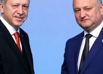 """""""Presa"""" lui Erdogan se înfrățește cu cea a lui Dodon și se acoperă de ridicol: o operațiune propagandistică demnă de Radio Erevan"""