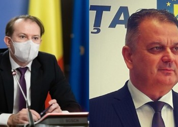 """""""Aripa Orban"""" îl atacă pe Florin Cîțu. Cel mai vocal - senatorul uselist Virgil Guran care a reușit să fenteze arestarea sa printr-o internare la psihiatrie"""