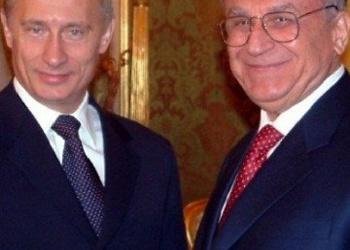 """De ce este Ion Iliescu PRECURSORUL lui Putin: """"Bolșevismul a murit, dar cekismul a biruit!"""" Concluziile politologului Dan Pavel"""