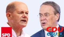 """""""Semaforul"""" și """"Coaliția Jamaica"""", soluțiile guvernării în Germania. Social – democrații iau fața partidului lui Merkel în Bundestag."""