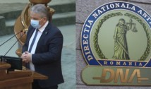 Senatorul PSD Florian Bodog, urmărit penal de DNA. Senatul i-a ridicat imunitatea
