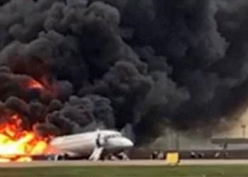 CARNAGIUL de pe aeroportul din Moscova: presa rusă RECUNOAȘTE marile probleme tehnice ale avioanelor Suhoi Superjet 100