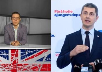 """Consultantul politic George Rîpă demontează """"soluția"""" lui Barna: """"Vrea să recreeze imaginea din 2017, cu Grindeanu dus de mânuțe, ca ultima fetiță speriată, de părintele 1 și părintele 2"""""""