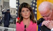 """""""Biden a ales să fie arogant / Războiul abia începe"""". Nikki Haley indică greșeala comisă de administrația democrată în cazul retragerii din Afganistan"""