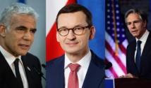 După ce a inflamat spiritele la Bruxelles, Polonia provoacă o reacție similară din partea SUA și a Israelului. Cele 2 proiecte de lege care îngrijorează Washington și Tel Aviv