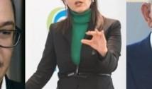 """Ponta și Meleșcanu, cadou substanțial de la buget. Ioana Constantin: """"Fără subvenții pentru partidele politice! PMP va depune un proiect de lege!"""""""