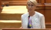 VIDEO Raluca Turcan prezintă modificările cele mai periculoase ale codurilor penale și face apel către colegii din ALDE și UDMR să nu se alăture la vot grupului infracțional PSD