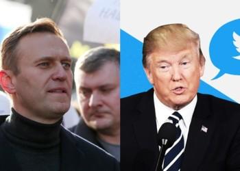 Trump, suspendat pe Twitter. Navalny spulberă rețeaua socială: Un act de CENZURĂ