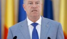 """VIDEO Klaus Iohannis: """"PSD-ALDE a primit un nou cartonaș roșu! Solicit Guvernului să inițieze un proiect de lege care să conțină măsurile necesare pentru reașezarea legislației în concordanță cu coordonatele statului de drept!"""""""