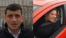 """Continuă mariajul politic dintre Simion și Șoșoacă: """"O susțin! Au venit mulți să încerce să mă influențeze pe mine ca să lovească în ea"""""""