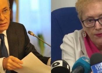 """VIDEO Cristian Diaconescu, semnal de alarmă după sesizarea depusă la CCR de Renate Weber: """"Ar arunca sistemul judiciar în aer mai mult decât orice altă măsură""""!"""