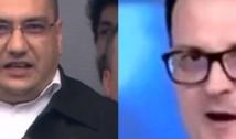 Revoltător: popa PSD-ist Chris Terheș iese din tomberon ca să se înfrupte din tragedia Alexandrei. Tandem cu unchiul Cumpănașu