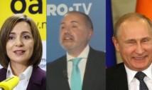 Infractorul Rizea, un banal pion al Kremlinului. Show grețos făcut de fostul deputat PSD într-o dezbatere electorală, pe parcursul căreia a declarat că vrea să guverneze împreună cu PAS. Tehnicile abjecte folosite de Moscova