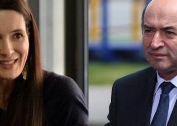 Clotilde Armand îi face bilanțul de mandat lui Tudorel Toader. Cât rău a făcut fosta slugă a PSD