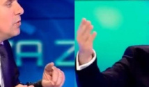 VIDEO Dictatură marca Antena 3: Ionel Dancă, dat afară din emisiune și amenințat cu bodyguarzii de Gâdea