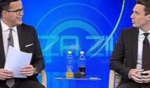 """Antena 3 a reușit o nouă """"performanță"""": cel mai MIZERABIL program de Revelion din România! Tonomatele Gâdea și Badea l-au înviat pe sinistrul extremist Vadim Tudor"""