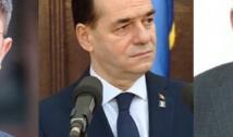 """Orban îi oferă asigurări lui Barna: PNL sprijină inițiativa """"Fără Penali""""! Ciolacu, luat la țintă de președintele USR: """"Nu fiţi Dragnea!"""""""