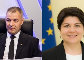 """VIDEO Octavian Țîcu, către Natalia Gavriliță: """"V-ați folosit de cetățenia română, iar acum ați venit în R. Moldova și apărați o statalitate care e nefirească"""""""