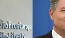 Europa Liberă, din nou în România! Ce mesaj a transmis Klaus Iohannis redacției