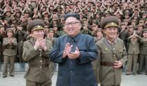 Armata nord-coreeană are rachete pentru paradă, dar nu are izmene. Kim Jong-un a ordonat populației să îmbrace armata pentru iarnă