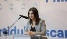 """Ioana Constantin: """"Nu ne putem preface că protestele de azi-noapte nu au existat. Românii vor soluții coerente, eficiente, nu și mai multe restricții, măsuri incoerente"""""""