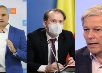 """USR, toate tunurile pe """"zombalăul de la Victoria"""". Cioloș anunță un proiect de lege după ce Guvernul a distribuit 1 miliard de lei din Fondul de Rezervă către primari. Bodea: """"Comunitățile conduse de USR în județul Iași au fost excluse de la finanțare"""""""