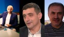 """AUR își face campanie pe seama Revoluției. Simion, pus la punct într-o emisiune de fostul ambasador Vasile Popovici și de jurnalistul Răzvan Zamfir pentru ticăloșia comisă la Timișoara: """"Nu vă e rușine?! Unde ați mai văzut dvs. așa ceva, să transformați o zi sfântă pentru noi într-o zi de partid?!"""""""