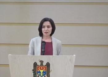 VIDEO Discursul prim-ministrului Republicii Moldova după anunțul trecerii PDM în opoziție. Maia Sandu oferă asigurări că justiția va aplica sancțiuni împotriva lui Plahotniuc și a acoliților săi