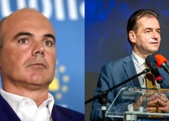 """Rareș Bogdan îl aseamănă pe Ludovic Orban cu Liviu Dragnea: """"Mai rămâne să ne spună de 4 ucigași plătiți. Disperarea naște comportamente ciudate, izolaționiste și mimetic suveraniste"""""""