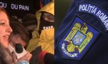 VIDEO. AUR, partidul sistemului. Șoșoacă a condus protestatarii alături de Sindicatul Național al Agenților de Poliție