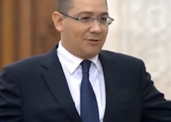 """UPDATE Ponta decide soarta moțiunii: """"Nu ajutați PNL!"""""""